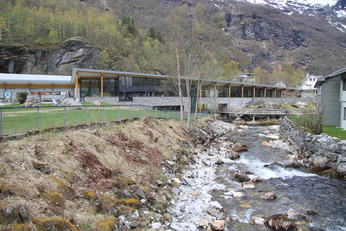 Fjord-Centre, Geiranger, 4 May 2015