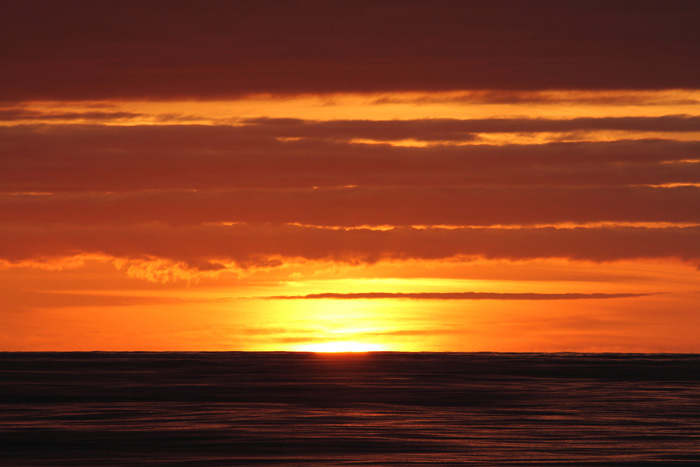 Atlantic Sunrise, 19 Apr 2015