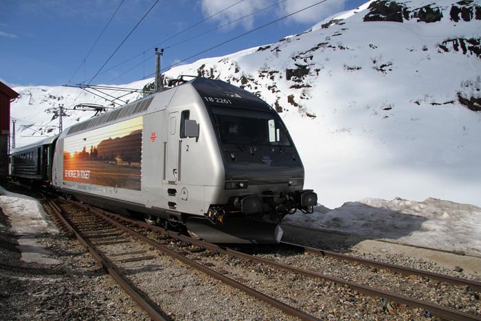 Flamsbana Railway 3